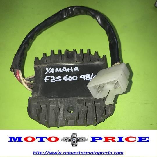 Regulador Piedcard 12V Yamaha FZ16 - Beitia Motos